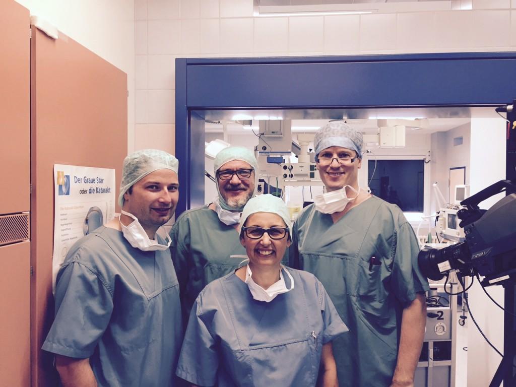 live surgery 1 Trier Juli 2015